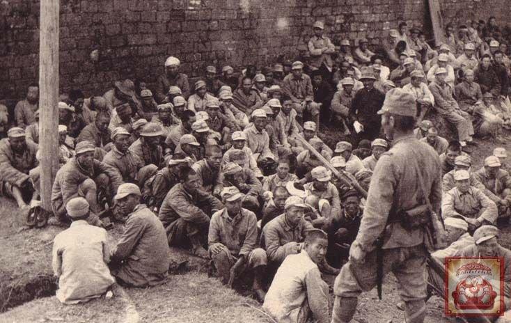 高清组图:罕见的侵华日军作战图
