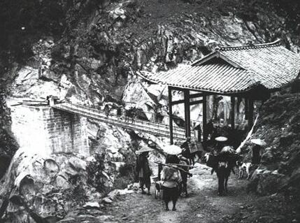 百年凉山老照片