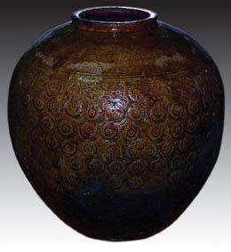 陶瓷古罐:古韵浑厚朴实庄重