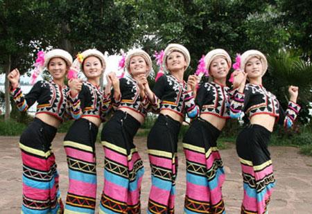 拉祜族民俗文化