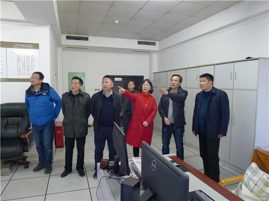 [郑州]市文物局检查郑州博物馆安全工作