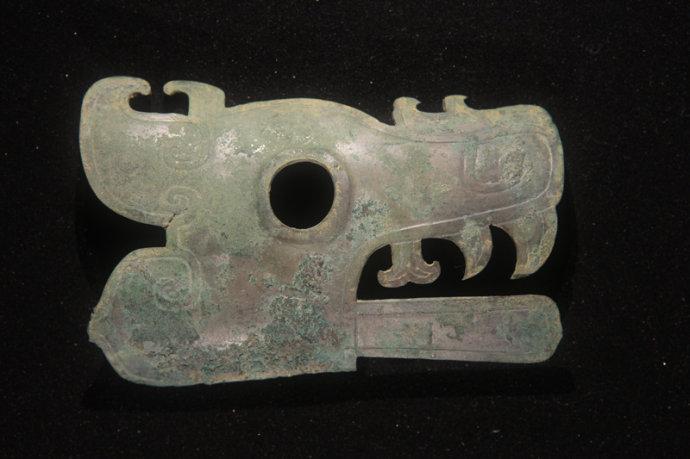金沙遗址博物馆·金饰片、青铜饰片