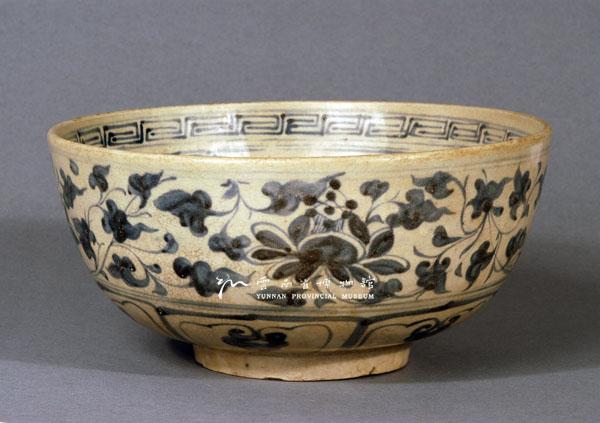 云南省博馆藏瓷器欣赏