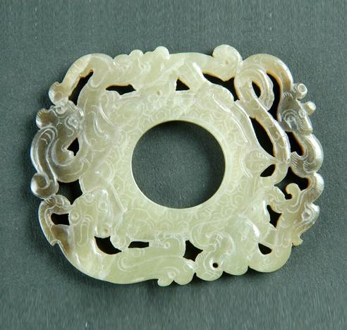 洛阳博物馆馆藏玉器