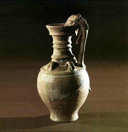 安徽博物院馆藏隋唐五代陶瓷器欣赏