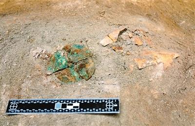 空港新城秦人墓地 考古发现巫师墓葬