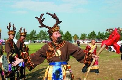 赫哲族——乌日贡节