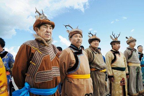鄂伦春族——篝火节