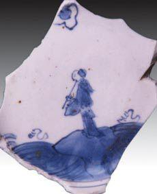 古瓷器中的诗词之美:古人以心中的意象,化成瓷器上生命的符号