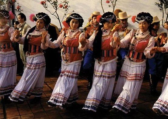 普米族的礼仪文化——成丁礼