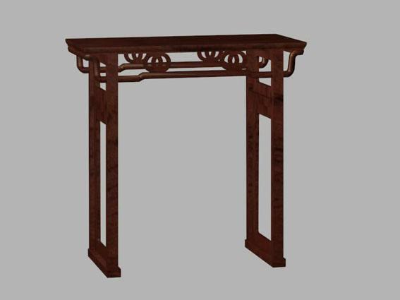 浅谈红木古典家具的收藏与鉴赏