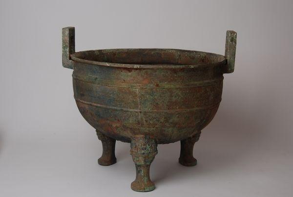 广西壮族自治区博物馆典藏青铜器
