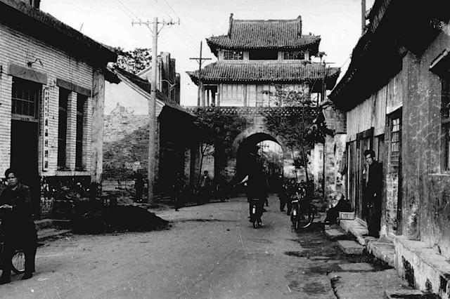 旧影专辑:中华民族的发祥地 河南