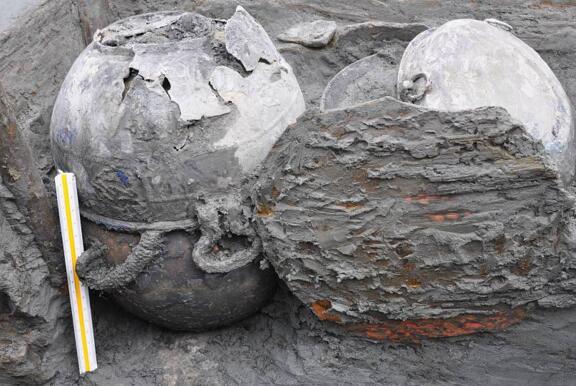 四川成都双元村墓地发现古墓葬260余座