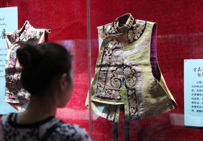 古代吐鲁番与哈密服饰展亮相黑龙江省博物馆