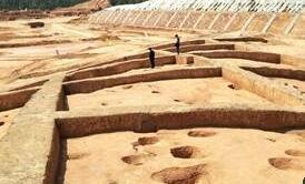 """龙川现新石器晚期人类遗址 远古人类在此做""""时装"""""""