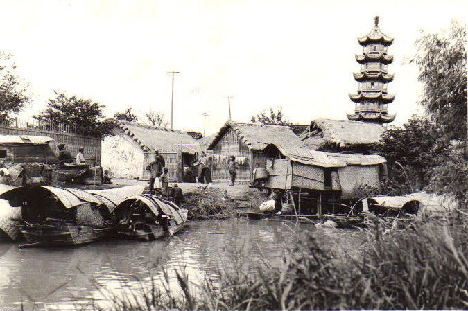 民国时期上海老照片