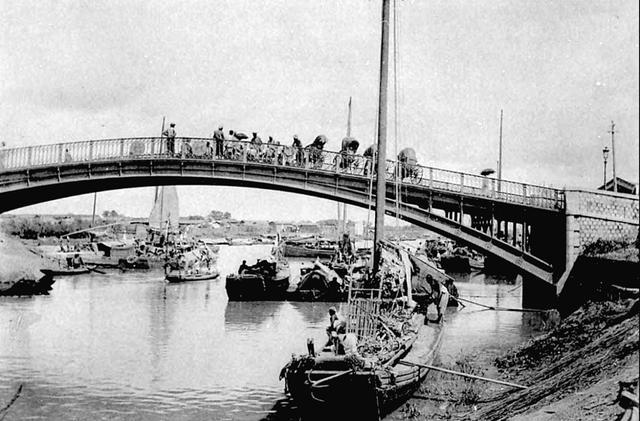 天津百年前的珍贵老照片