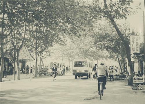 桐庐老县城珍贵照片