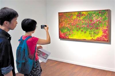艾敬艺术个展在深圳美术馆举行