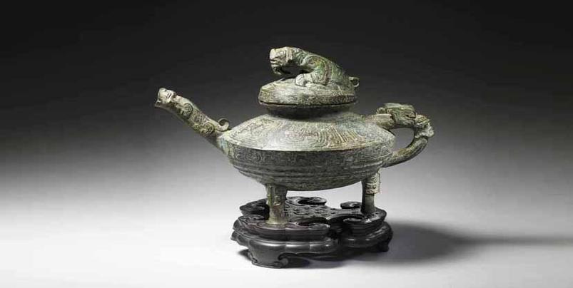 圆明园旧藏珍贵西周青铜器即将在英国拍卖