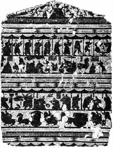 汉画:还原汉代社会的组件