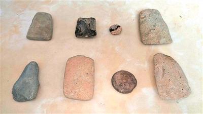 龙川鹤市新石器晚期古人类遗址 出土700件器物