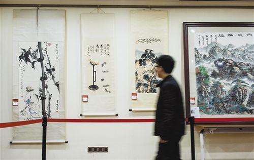 齊白石真跡珍品展3月31日在長沙李自健美術館開幕