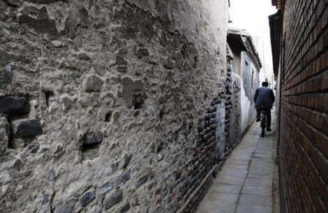 细说北京胡同之最:最不起眼的方盛园胡同