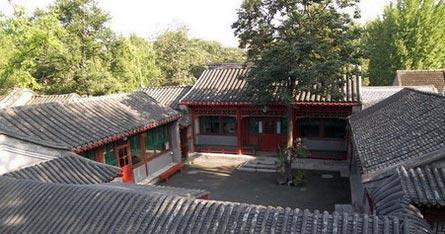 远去的老北京四合院