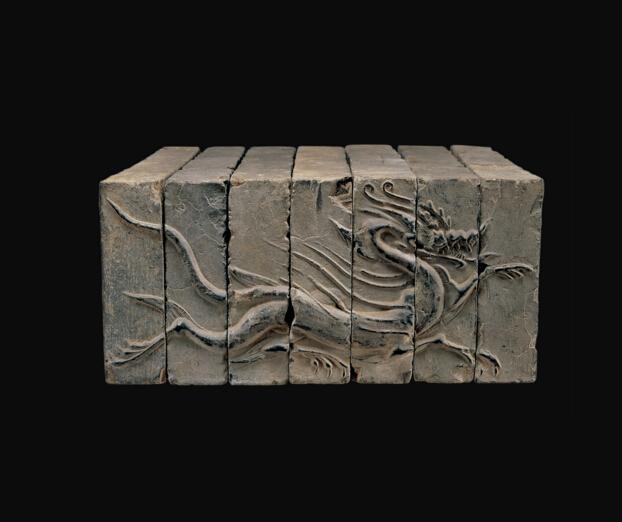 常州博物馆画像砖