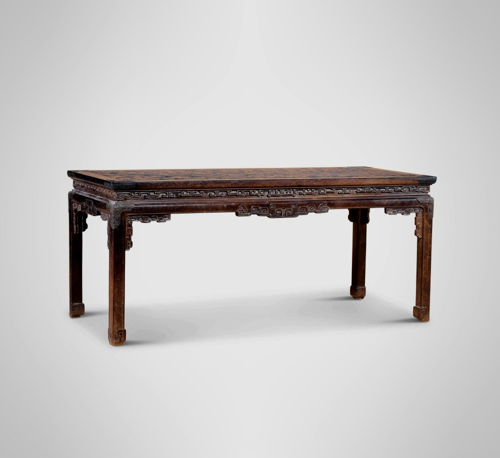 明清家具:清代桌椅几柜