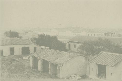 1895年时期的台北珍贵老照片