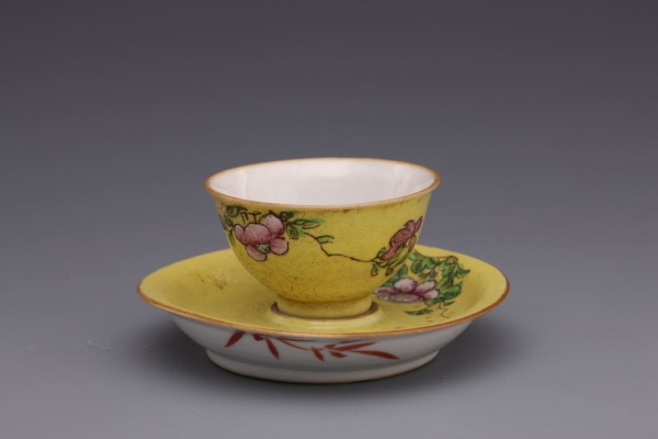 中国茶叶博物馆馆藏清代瓷器