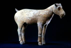 汉阳陵博物馆陶俑陶器