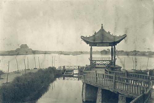 1907年的河南开封府罕见照