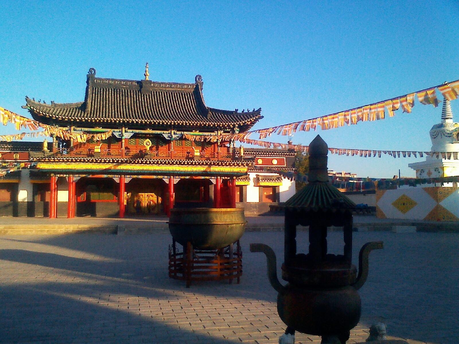 [包头]百灵庙:一个庙 一座城