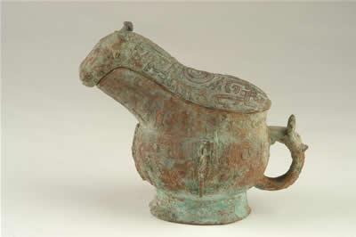 安阳博物馆青铜器