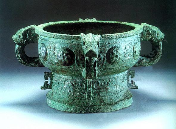 镇江博物馆青铜器