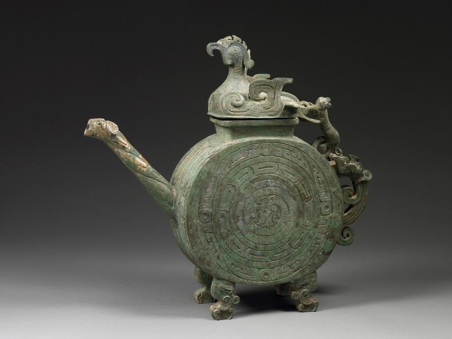 宝鸡青铜器博物院藏西周青铜器欣赏