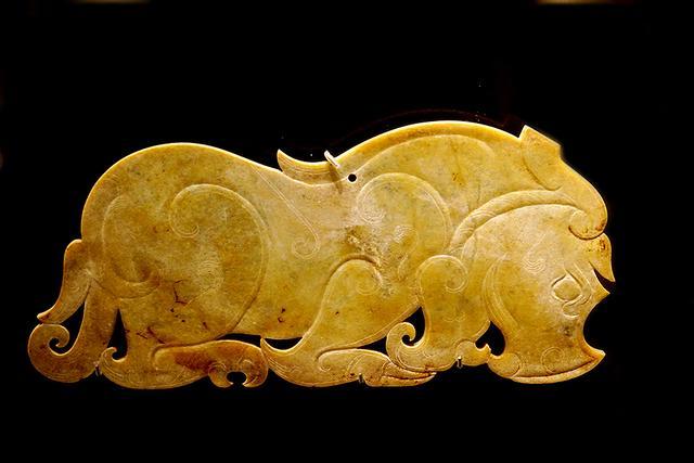 大英博物館的中國瑰寶:玉器