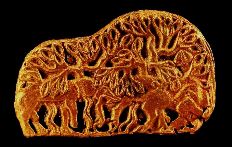 中国古代金器