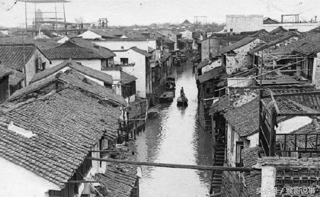 上世纪二十年代的苏州