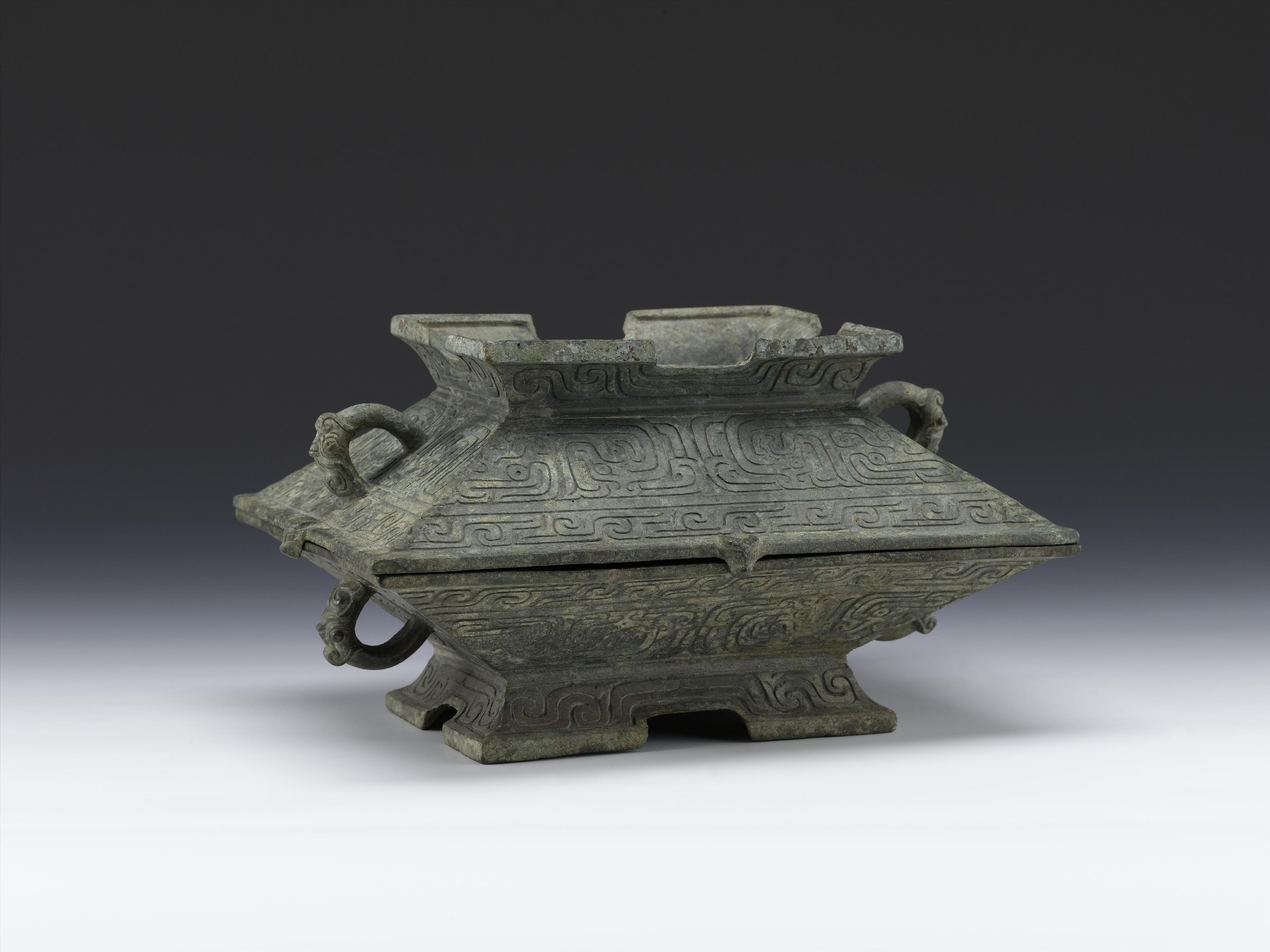 上海利来国际娱乐馆藏春秋时期青铜器