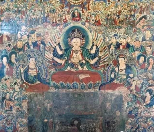 大同华严寺壁画