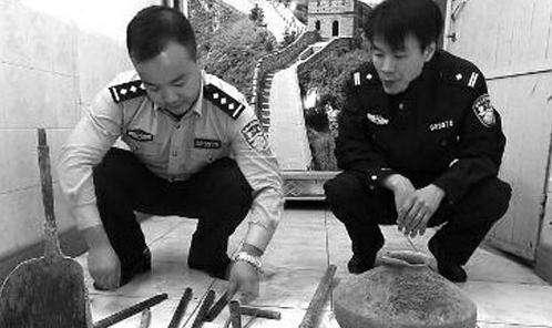 """文物大省山西向文物犯罪""""亮剑"""""""