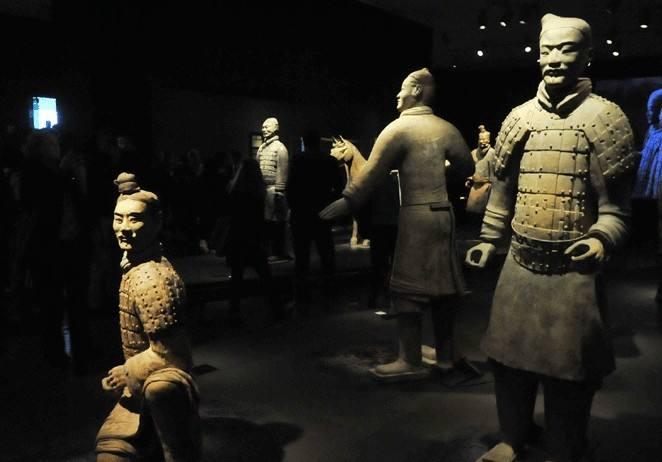美国费城就中国兵马俑展品被损坏事件书面道歉