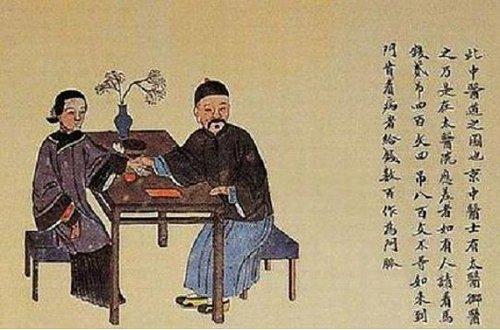"""中国传统文化中的""""男左女右""""习俗从何而来"""