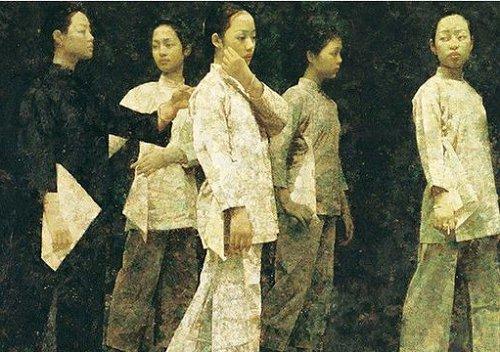 广州神秘的风俗:自梳与不落家