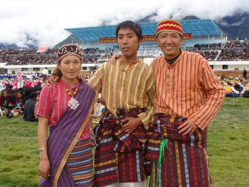 门巴族的传统节日浅说
